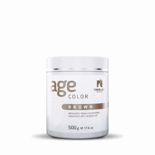 Tree Liss + Age Color BROWN 500G