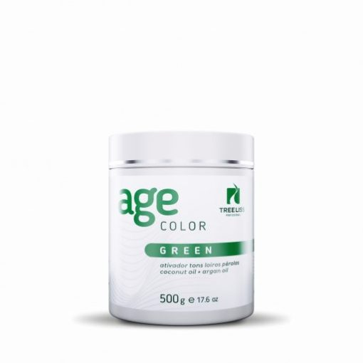 Tree Liss + Age Color GREEN 500G